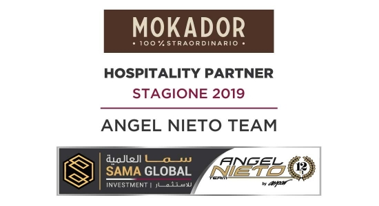 Official Hospitality Partner Angel Nieto Team 2019